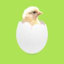 Twitterのアイコン エビログ